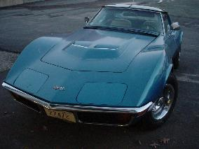 lt1 corvette restoration