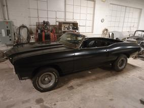 2nd gen chevelle restorations