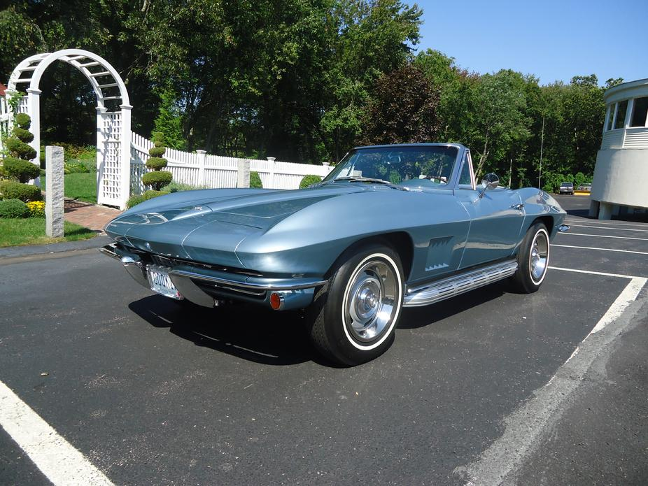 2nd Generation Corvette Restoration